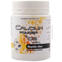 Reptile Calcium + D3 Powder 250g