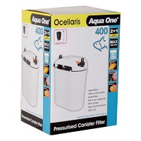 Aqua One Ocellaris 400lph Canister Filter