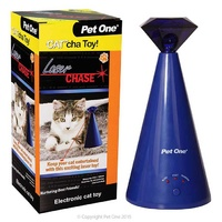 Cat Toy Catcha Laser Chase Battery Operated
