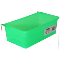 Feeder Rectangle Plastic 23x13cm Extra Large