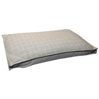 Bedding Mattress Squares 75 X 50 X 10cm Cloud Grey