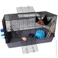 Pet One Rat Starter Kit Cage