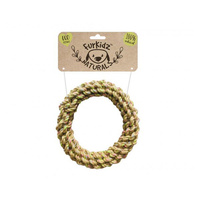 Natures Jute Rope Ring 18cm