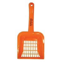 Scream Loud Litter Scoop Orange