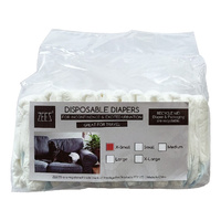 Disposable Diapers Extra Small (12 Pack)