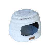 Cat Bed Multi-Igloo Catitude Soft Grey