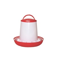 Feeder Hanging 1.5kg Red & White