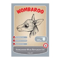 Wombaroo Kangaroo Milk Replacement 0.6 220g