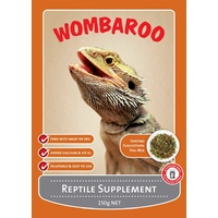 Reptile Supplement 250g Wombaroo