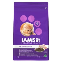 Iams Cat Kitten Chicken 3kg