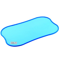 Placemat Gummi Blue Large