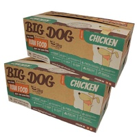 Big Dog Barf 3kg Chicken 2 Boxes