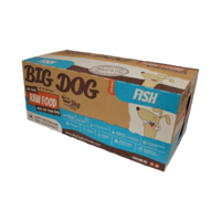 Big Dog Barf 3kg Fish