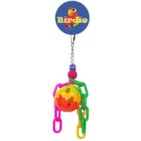 Ball With Plastic Chains Birdie