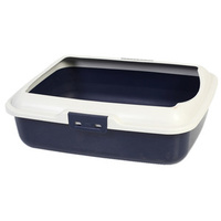 Litter Tray with Rim Medium