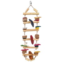 Feathered Friends Toy Chewy Play Ladder Small