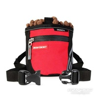 Ezy Dog Training Treat Bag Red