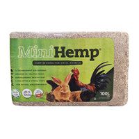 Hemp Chicken Bedding 100L