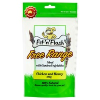 Fit 'n' Flash Chicken & Honey 100g