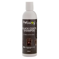 Petway Black Coats Shampoo 250ml