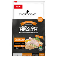 Ivory Coat Dog Chicken & Rice 18kg