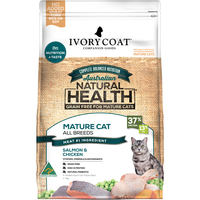 Ivory Coat Cat Salmon & Chicken Mature 3kg