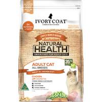 Ivory Coat Cat Chicken Coconut 6kg
