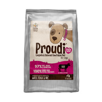 Proudi Beef for Dogs 2.8kg