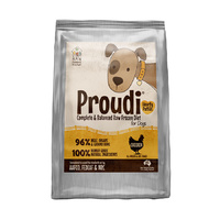 Proudi Chicken for Dogs 2.8kg