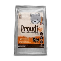 Proudi for Cats Chicken & Turkey 1.26kg