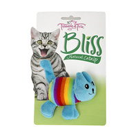Bliss Cat Large Rainbow