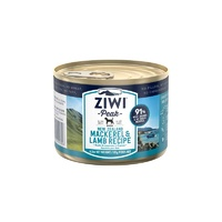 Ziwi Peak Dog Can Mackerel & Lamb 170g