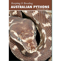 Keeping & Breeding Australian Pythons