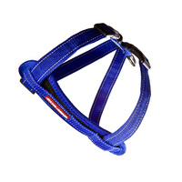Ezy Dog Chest Plate Harness Blue